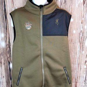 Browning Men's Evans Full-Zip Vest